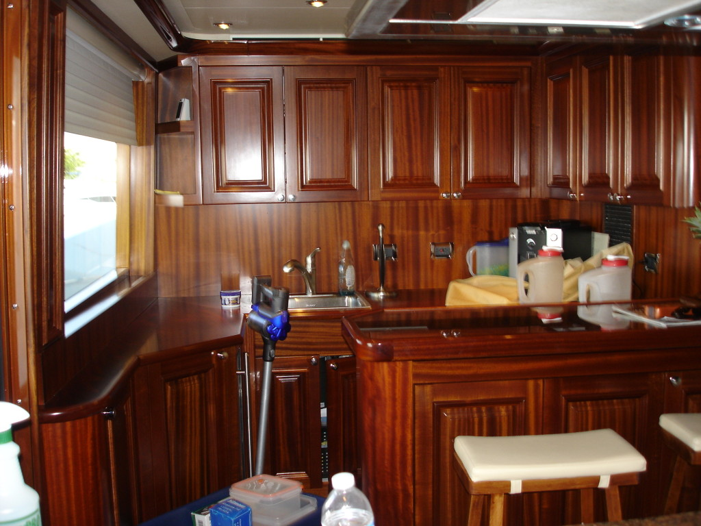 Marine Carpentry Broward Florida Fort Lauderdale