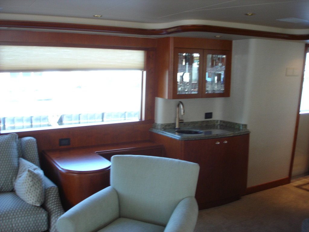 Boat carpentry Yacht Remodeling Ocean Raider Fort Lauderdale